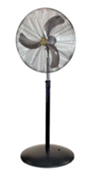 "30"" Oscillating Pedestal or Wall Mount Fan LC30-O"