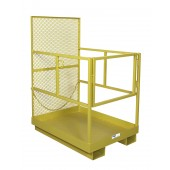 Safety Forklift Work Platform Cage