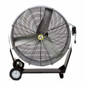 "Portable Drum Fan 36"" Direct Drive"