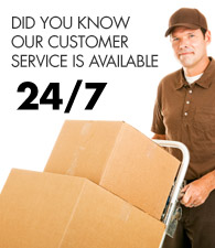 Our customer service is available 24/7. Call us at (305) 887-6966.